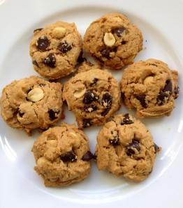 PBChoc Cookies